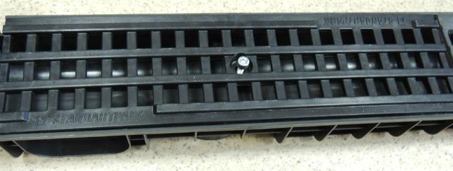 500х136х15 Решетка водоприемная пластиковая ячеистая 200р
