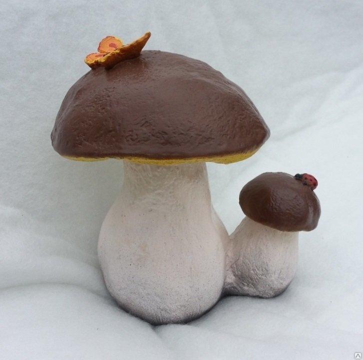 гриб белый