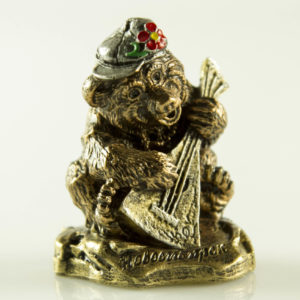 """Купить сувенир """"Медведь с балалайкой"""""""